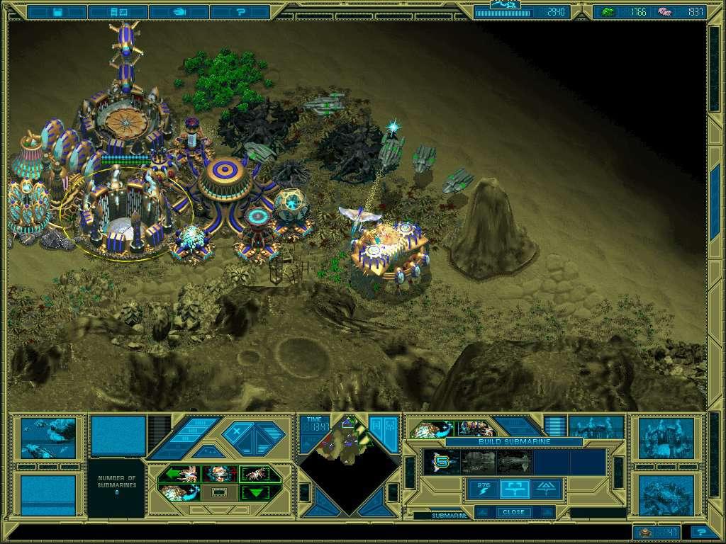 Скачать игру submarine titans / морские титаны для pc через.