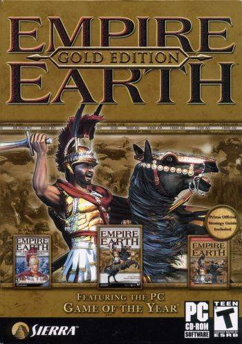 Обложка Empire Earth: Gold Edition