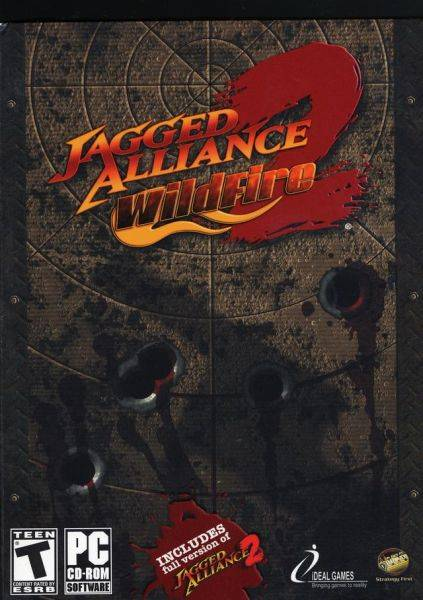 Обложка Jagged Alliance 2 + Jagged Alliance 2: Unfinished Business