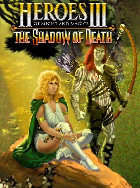 Обложка Heroes of Might and Magic III: The Shadow of Death