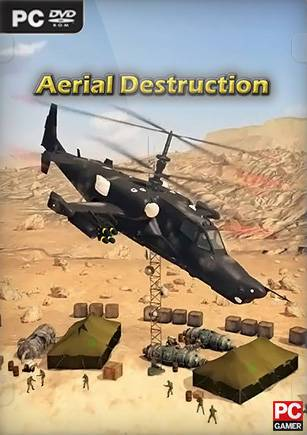 Обложка Aerial Destruction