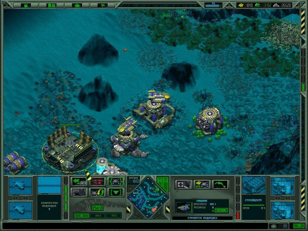 Морские титаны | submarine titans скачать игру бесплатно.