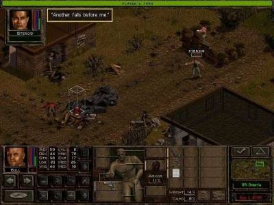 второй скриншот из Jagged Alliance 2 + Jagged Alliance 2: Unfinished Business