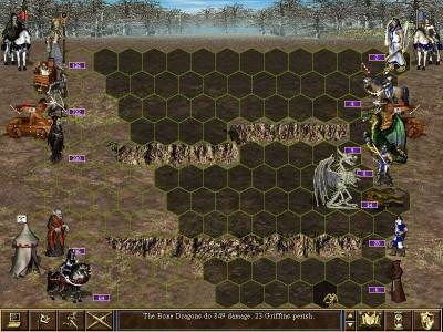 четвертый скриншот из Heroes of Might and Magic III и Heroes Chronicles