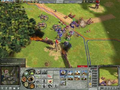 второй скриншот из Empire Earth: Gold Edition