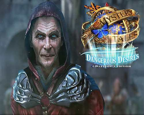 Mystery Tales 8: Dangerous Desires Collector's Edition