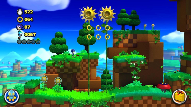 Sonic lost world скачать на пк