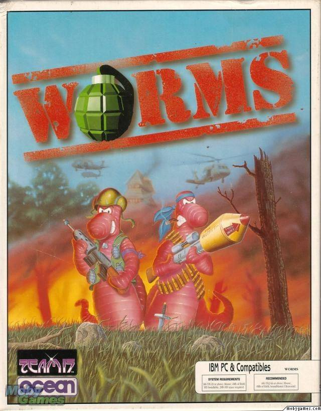 Worms / Worms: Reinforcements