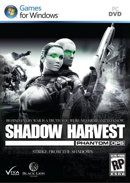 Shadow Harvest. Phantom Ops