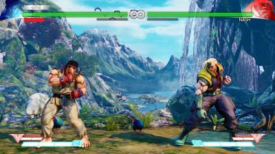 первый скриншот из Street Fighter V Beta / Street Fighter 5 Beta