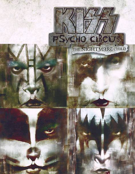 KISS: Psycho Circus The Nightmare Child