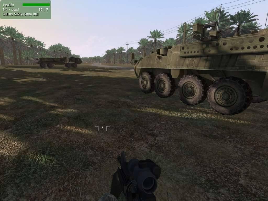 Скачать virtual battlespace 3 скачать