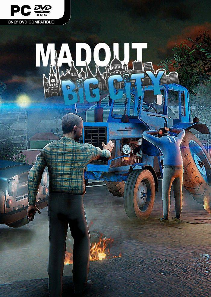 MadOut BIG City