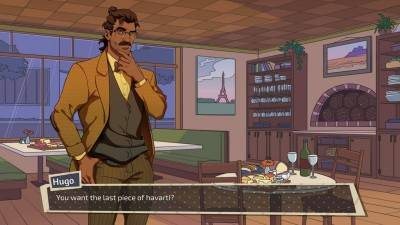 третий скриншот из Dream Daddy: A Dad Dating Simulator