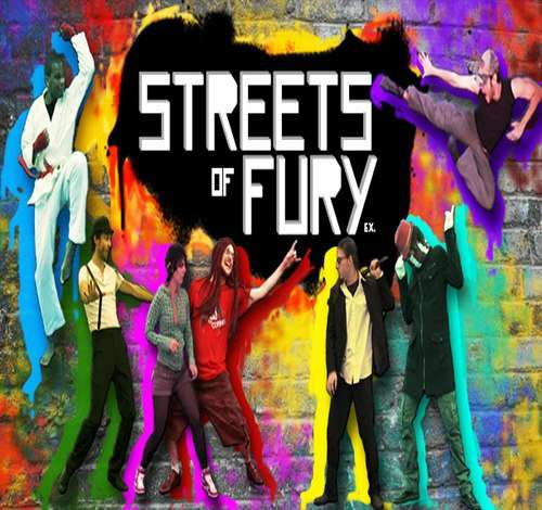 Обложка Streets of Fury EX