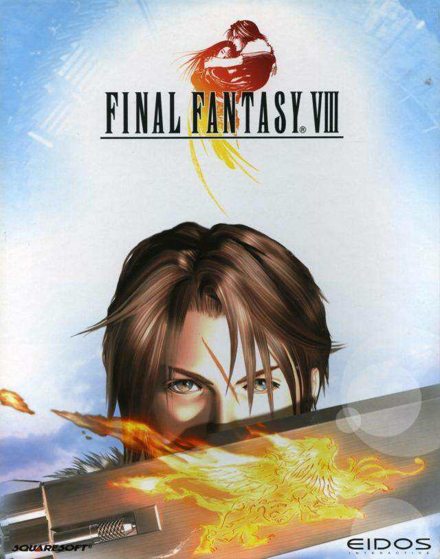 Final Fantasy VIII - Remake HD