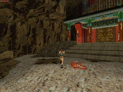 третий скриншот из Tomb Raider II Starring Lara Croft Gold