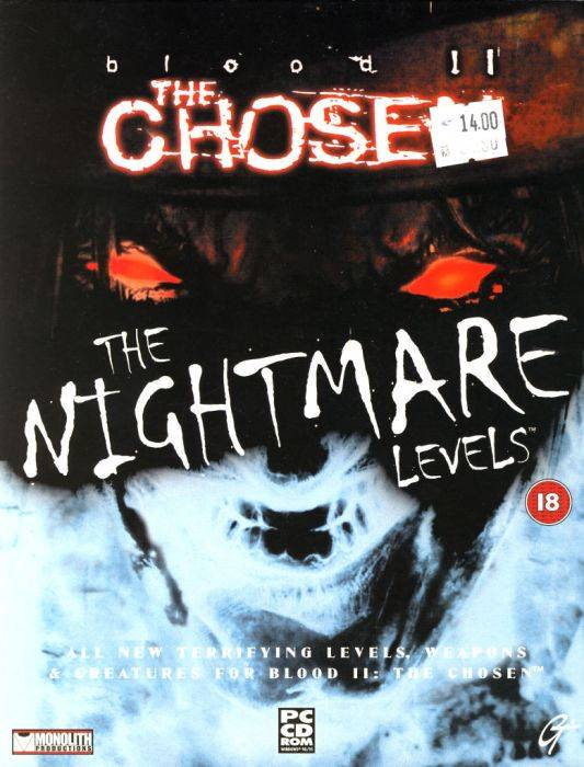 Blood II: The Chosen - The Nightmare Levels