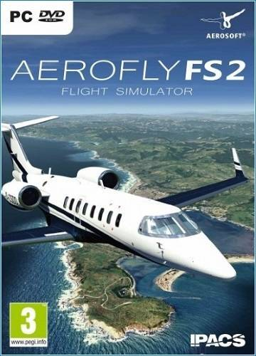 Обложка Aerofly FS 2 Flight Simulator