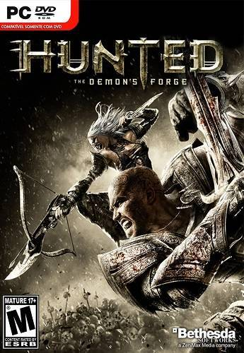 Обложка Hunted: The Demon's Forge