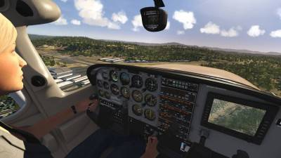 второй скриншот из Aerofly FS 2 Flight Simulator
