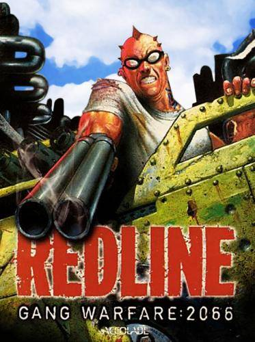 Обложка Redline: Gang Warfare: 2066