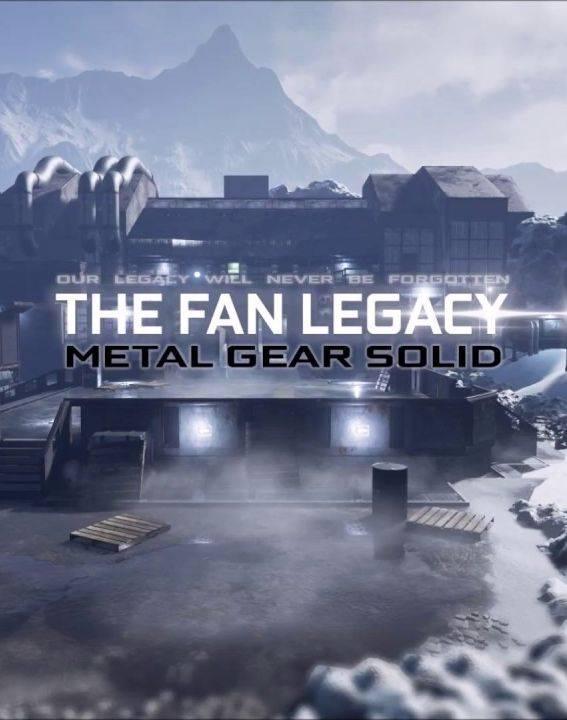 The Fan Legacy: Metal Gear Solid – Demo