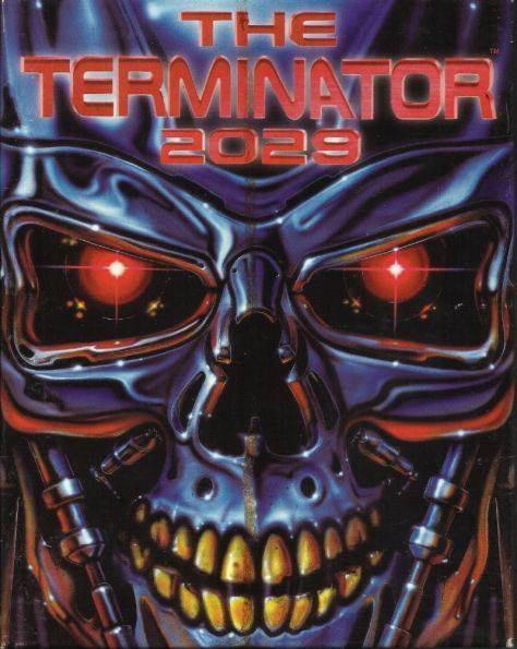 The Terminator 2029 Deluxe CD Edition