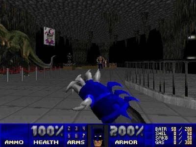первый скриншот из Batman DOOM