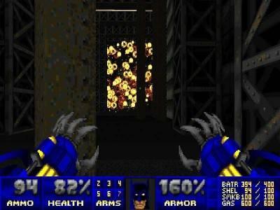 четвертый скриншот из Batman DOOM