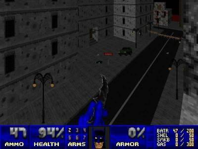 третий скриншот из Batman DOOM