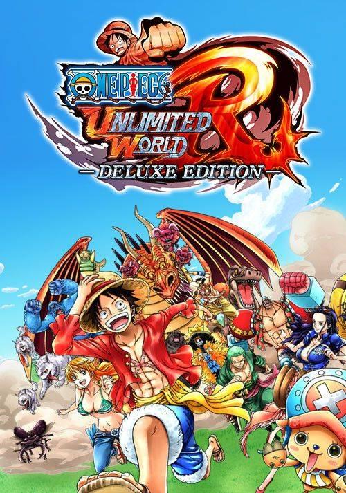 скачать игру one piece unlimited world red на pc