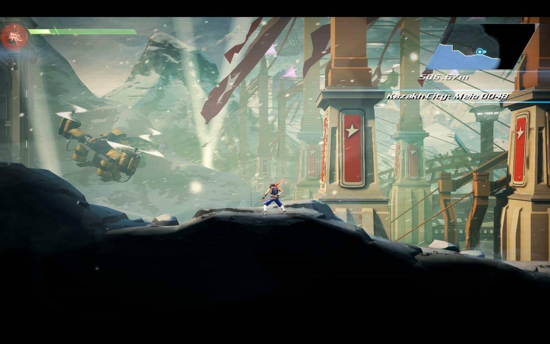 Strider (repack от r. G. Механики) скачать торрентом игру на pc.