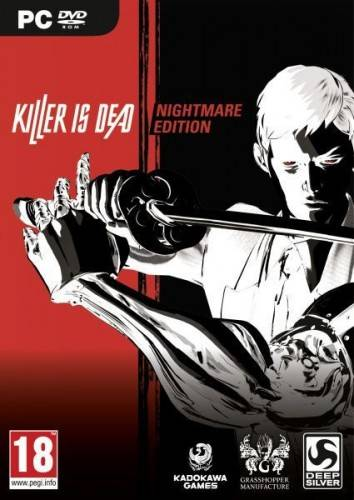 Обложка Killer is Dead: Nightmare Edition
