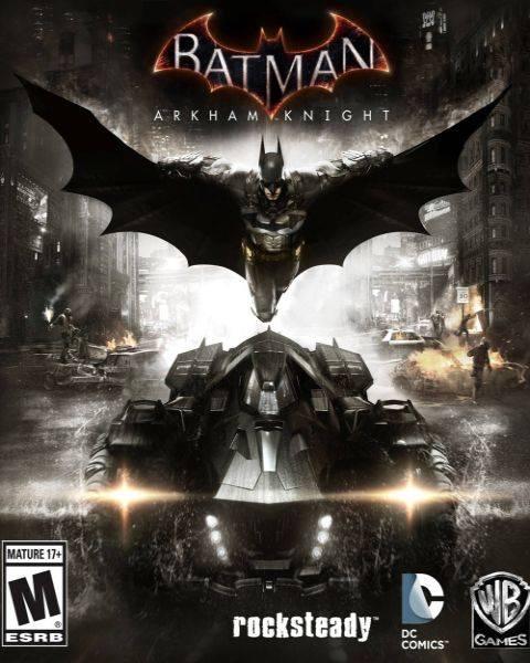 Обложка Batman: Arkham Knight Premium Edition + 33 DLC
