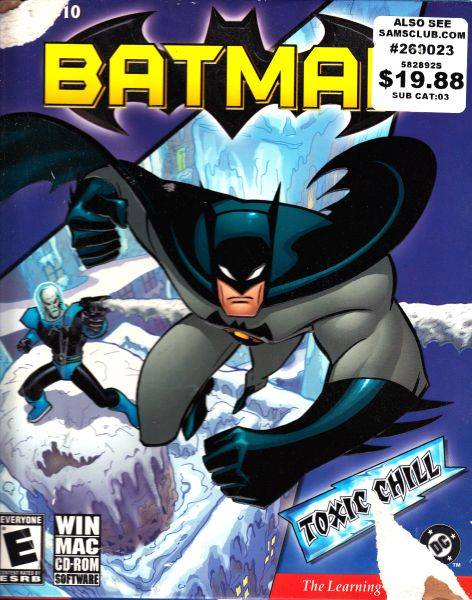 Batman: Toxic Chill