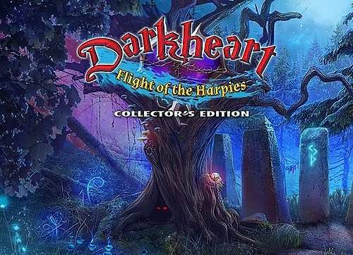 Darkheart: Flight of The Harpies Collectors Edition