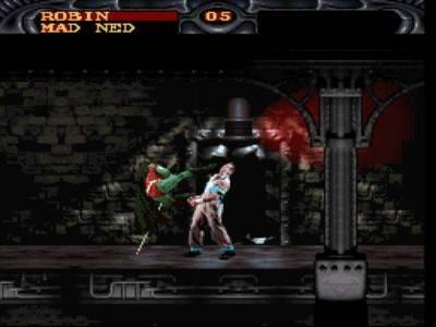 четвертый скриншот из Batman Forever: The Arcade Game