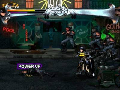 второй скриншот из Batman Forever: The Arcade Game