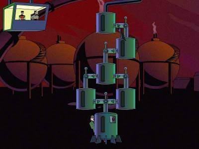 второй скриншот из Batman: Toxic Chill