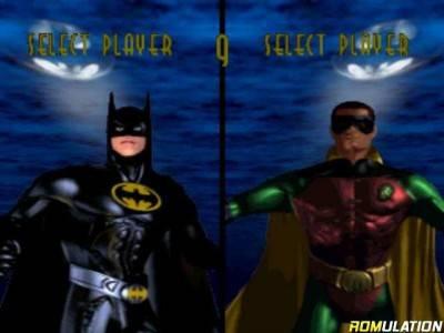 первый скриншот из Batman Forever: The Arcade Game