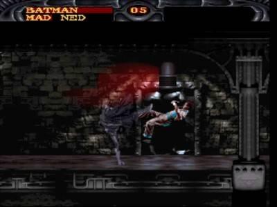 третий скриншот из Batman Forever: The Arcade Game