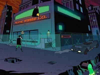 третий скриншот из Batman: Toxic Chill