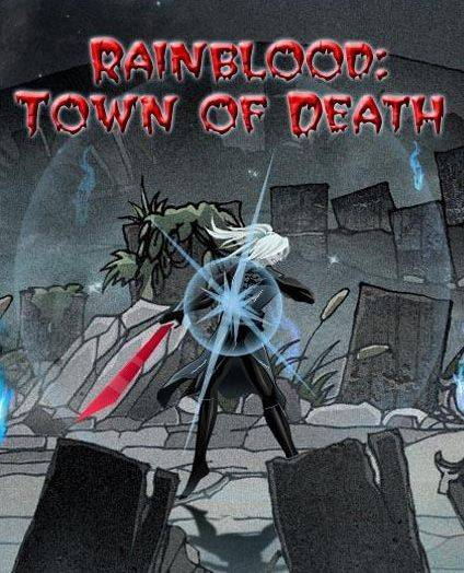 Обложка Rainblood Town of Death