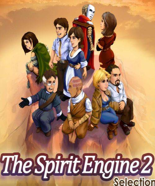 Обложка The Spirit Engine 2