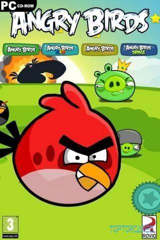 Скачать игру антология angry birds для pc через торрент.