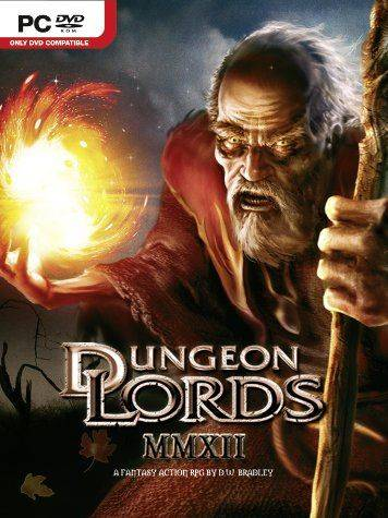 Обложка Dungeon Lords MMXII