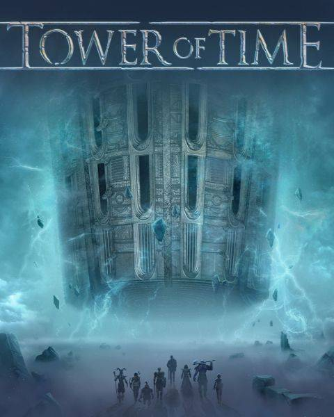 Обложка Tower of Time
