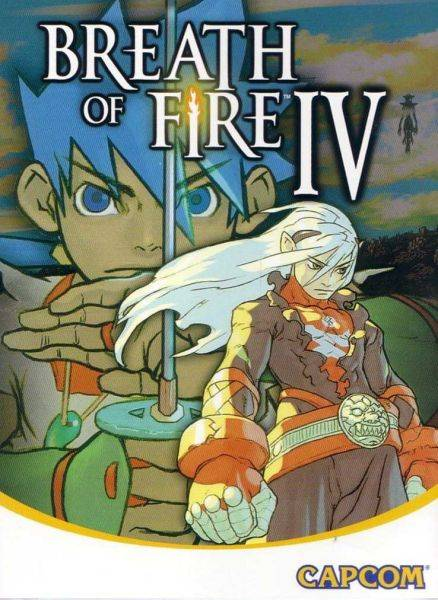 Обложка Breath of Fire IV