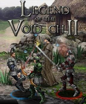 Legend Of The Void 2: The Ancient Tomes